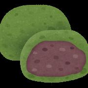 草餅 イメージ